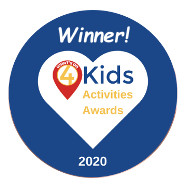 Whatson4kids Winner -Most loved activity leader in the North